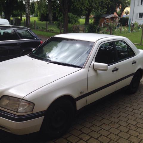 Mercedes 180C - (Auto, KFZ, Mercedes Benz)