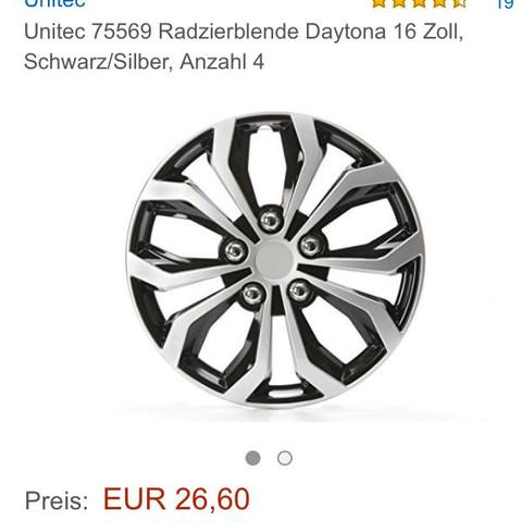Radzierblende - (Auto, KFZ, Mercedes-Benz)