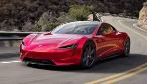 Würdet ihr gerne einen Tesla Roadster fahren?