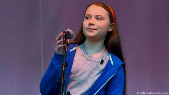Würdet ihr Greta Thunberg Daten?