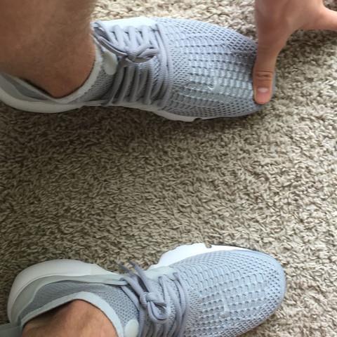 Ein daumen vom zeh aus - (Schuhe, Schuhgröße, firstworldproblems)