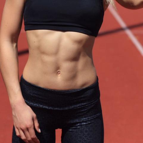 Unten! - (Sport, Mädchen, Frauen)