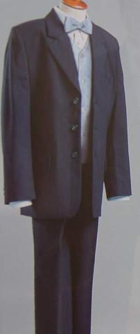 Anzug für Feiertage - (Fliege, Sonntagsanzug)