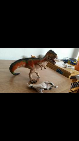 dinosaurier figuren  - (Figur, schleich)