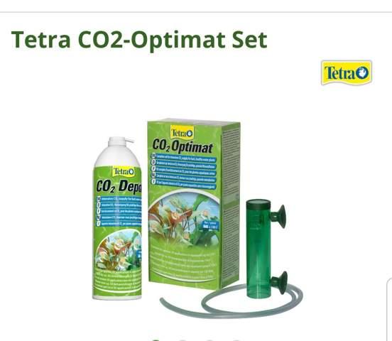 - (Aquaristik, CO2)