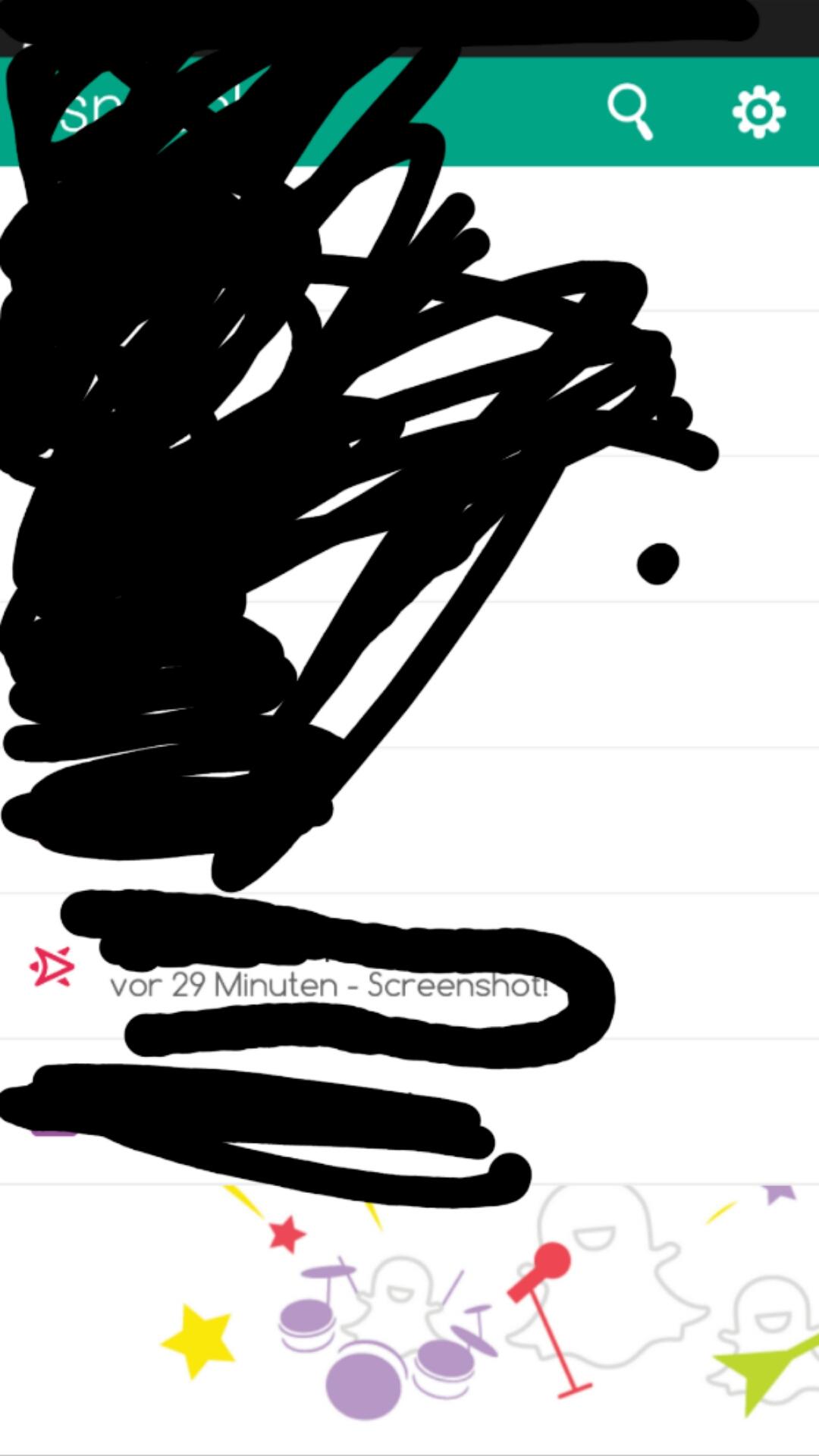Snapchat Screenshot Nicht Anzeigen