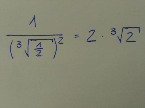 Wurzel - (Mathematik, Bruch, Wurzel)