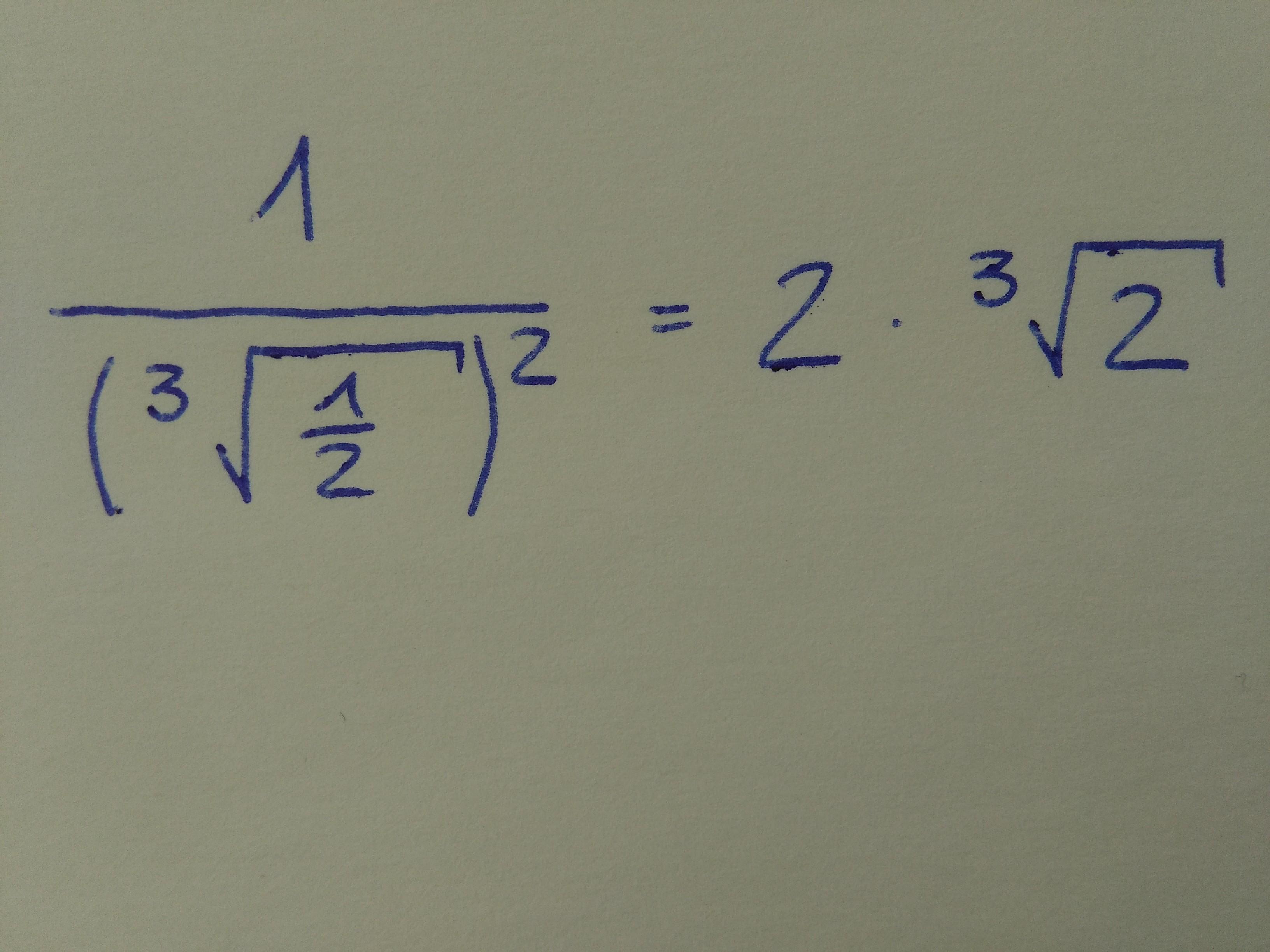 wurzel vereinfachen (mathe)? (mathematik, bruch)