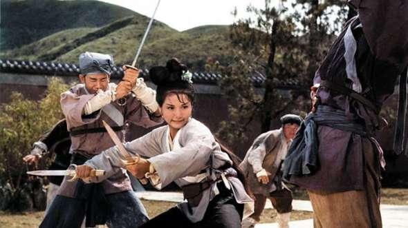 Wuxia Fan Filmumfrage; Cheng Pei pei (Ihr bester Film)?