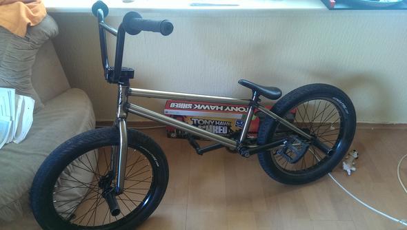 Mein Bmx - (Wert, BMX)