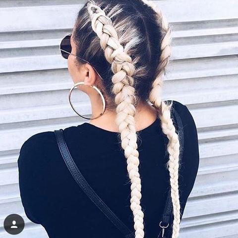 Wwie Lange Hält Diese Frisur Haare Friseur Braids