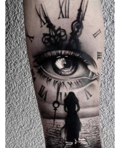 TattooTat - (Augen, Tattoo)