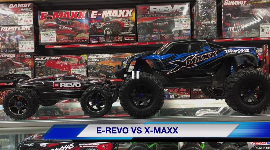 www traxxas com stampede with X Maxx Oder E Revo on Watch besides Watch additionally Traxxas Revo 2 5 Parts Diagram additionally 191717427930 in addition Best Rc Trucks.