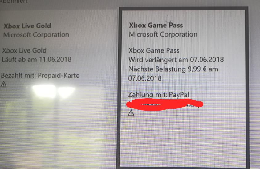 Xbox One Game Pass Kündigen Computer Spiele Games