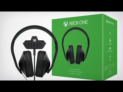 Xbox One Headset - (PS4, Konsolen, xbox)