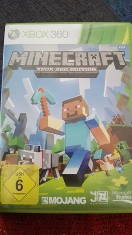 - (Games, Minecraft, xbox360)