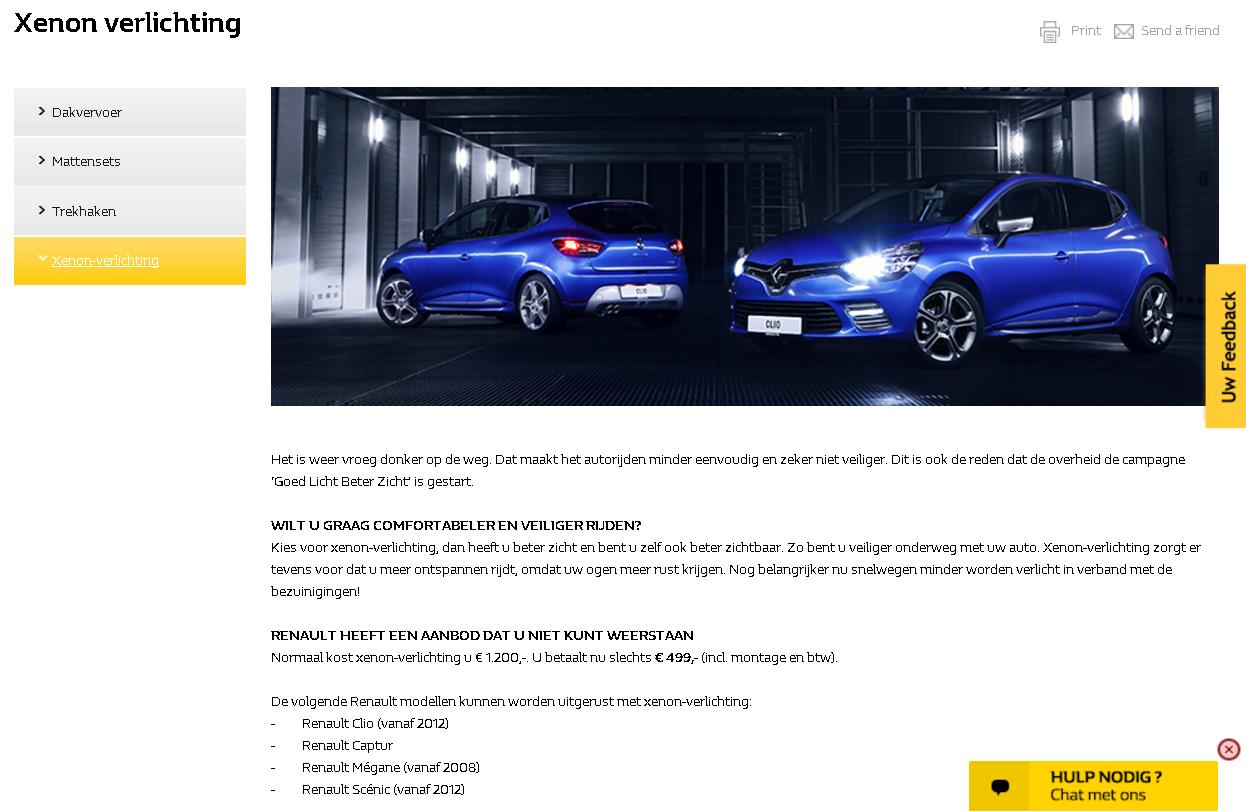 xenon nachr sten renault clio iv auto licht scheinwerfer. Black Bedroom Furniture Sets. Home Design Ideas