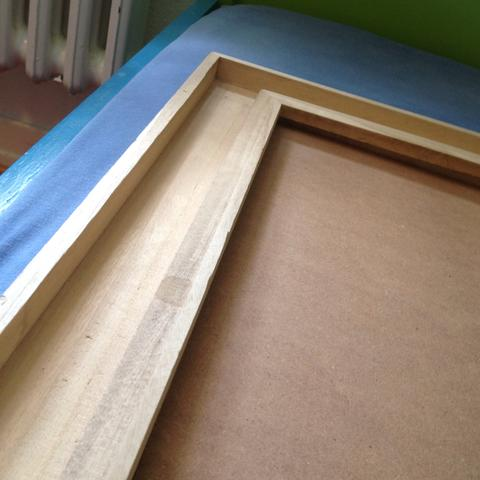 xxl bilderrahmen gestalten bilder ideen design. Black Bedroom Furniture Sets. Home Design Ideas
