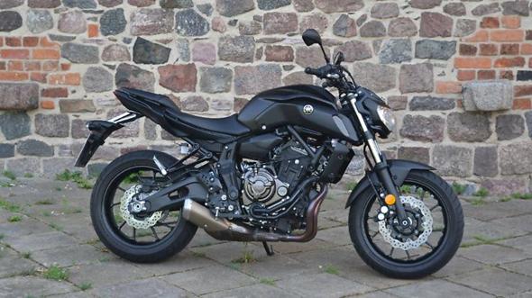 Yamaha mt 07 geeignetes Anfängermotorrad?