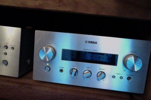 Der Receiver - (Receiver, Yamaha, R-840)