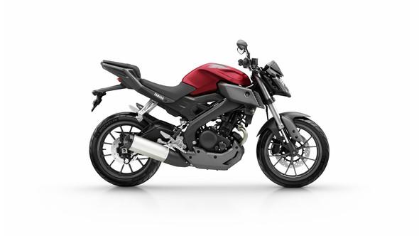 Yamaha MT 125 - (Motorrad, Moped, Yamaha)