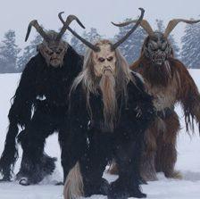 Percht - (Übernatürliches, Alpen, Wesen)