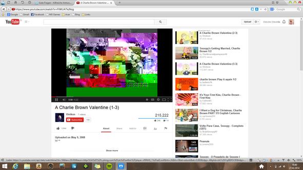 Desktop Screenshot - (Computer, Internet, Youtube)