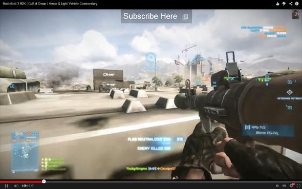 Screenshot - (Youtube, Google, Player)
