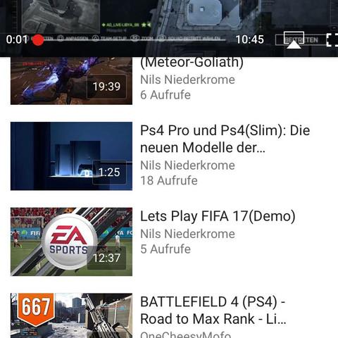 Einfach unten auf den Screenshot schauen, dann wisst ihr was ich meine - (Youtube, Video, Kommentare)