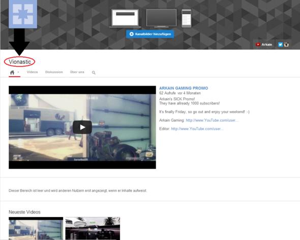 YouTube Kanal - (Computer, PC, Internet)