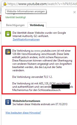 Bild - (Youtube, Kein HD mehr)