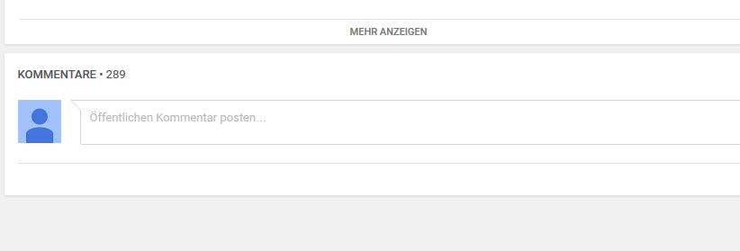Youtube Kommentar Wird Nicht Angezeigt