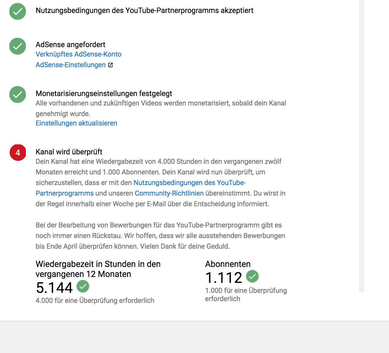 youtube monetarisierung berprfung 2018 computer - Youtube Video Bewerben
