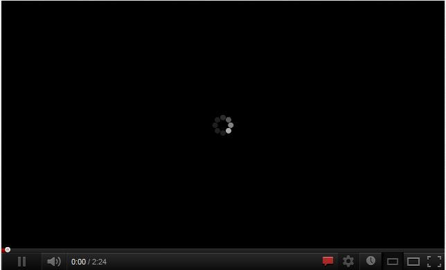 Youtube Video Problem (nur Ladezeichen) (Ladeprobleme)