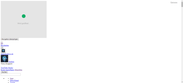 Youtube error. - (Youtube, Anzeige)
