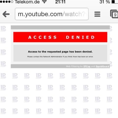 Genauso  - (Internet, Youtube, WLAN)