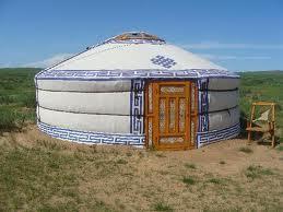 Yurt Zelt - (Familie, wohnen, Camping)