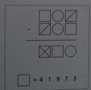 zahlensymbole aufgaben lösung? mathematik, logik