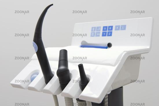 Zahnarztgerät - (Zähne, Zahnarzt, Gerät)