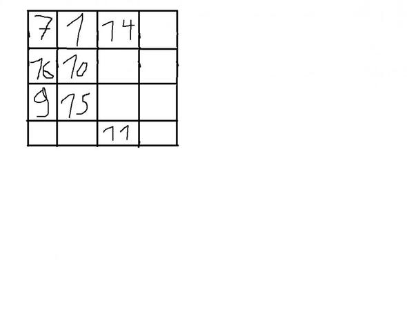 Zauberquadrate mit Excel lösen? (Mathematik, Lösung, Microsoft Office)