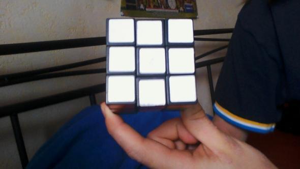 1 Seite - (Zauberwürfel, rubiks cube)