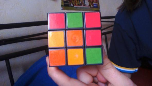 5 Seite - (Zauberwürfel, rubiks cube)