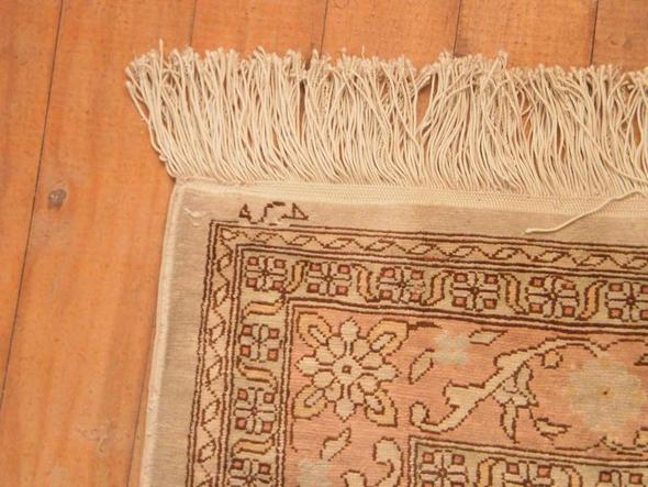 Ecke von Teppich 2 - (Zeichen, Teppich, Orientteppiche)