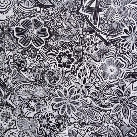 Muster - (zeichnen, Zeichnung, Muster)
