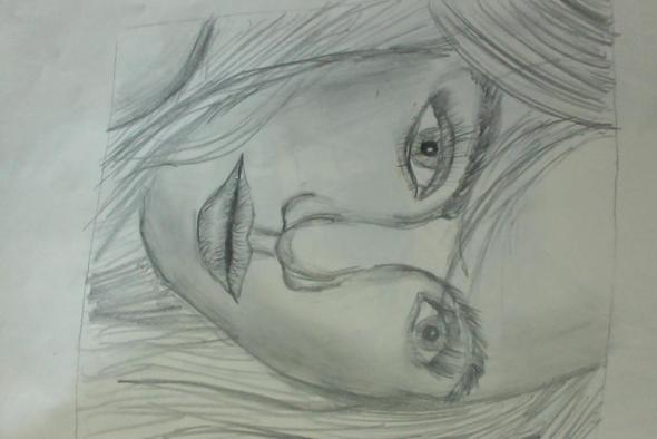 zeichnung 3 - (lernen, zeichnen, Zeichnung)