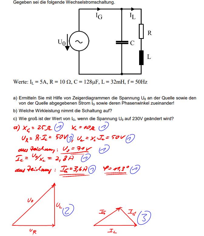 Nett Physik Schaltung Zeitgenössisch - Elektrische ...