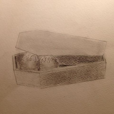 zeichnung ben tige einen ratschlag zeichnen deckel sarg. Black Bedroom Furniture Sets. Home Design Ideas