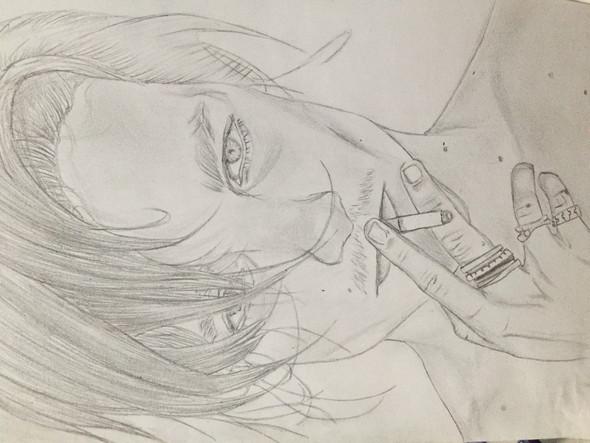 Drawing - (Kunst, zeichnen, Malerei)