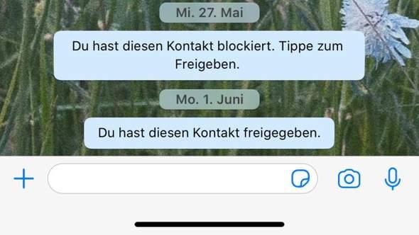 Whatsapp Blockiert Zuletzt Online