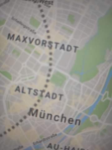 Google maps zeitachse